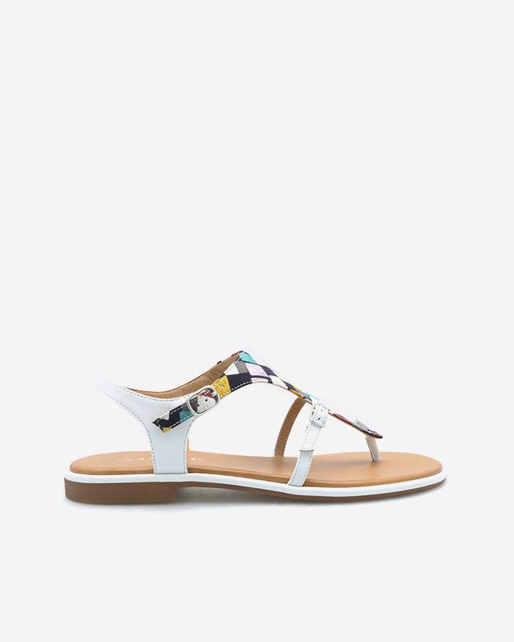 Sandale été Angel blanc