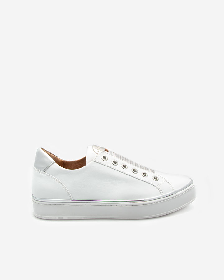 Quanton basket blanche