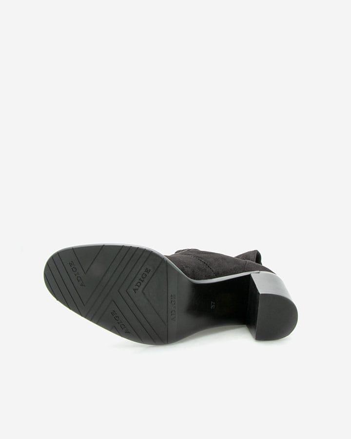 bottes intemporelles noires stretch Fiona