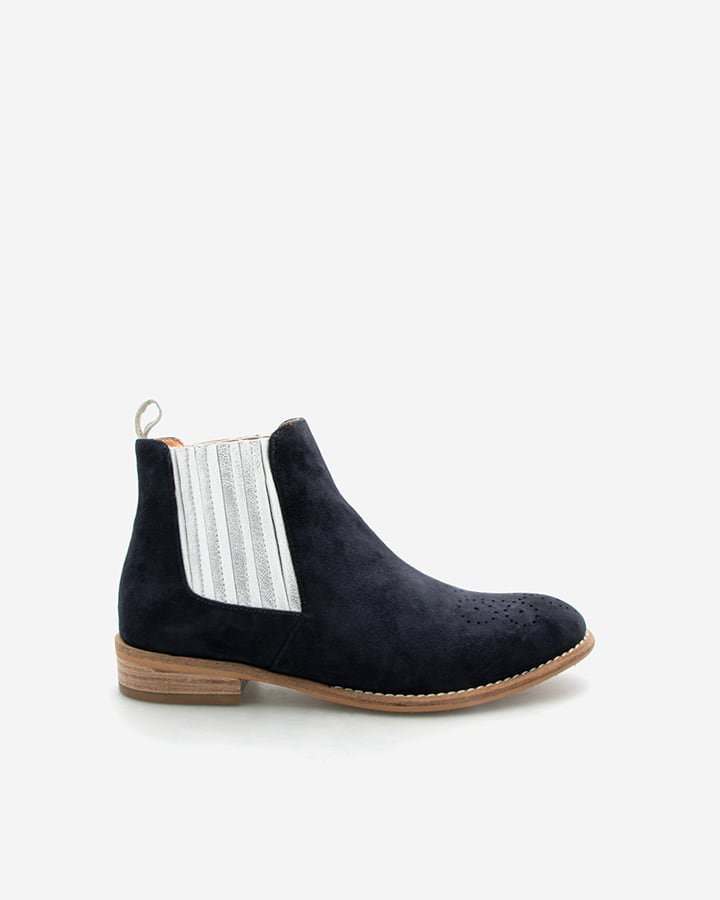 boots Esther navy