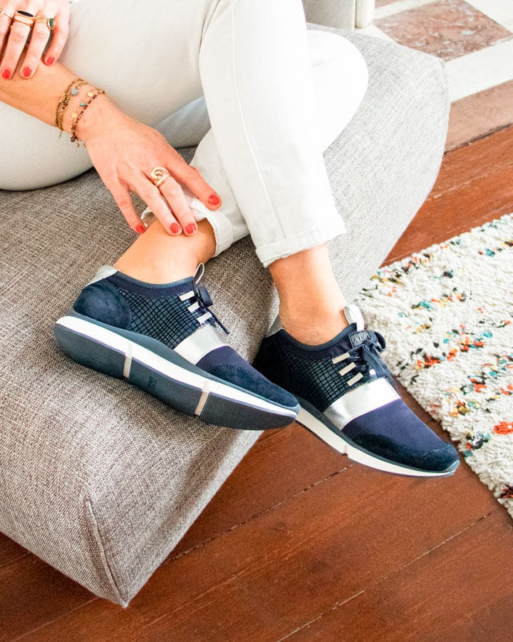 Sneakers Femme Chic