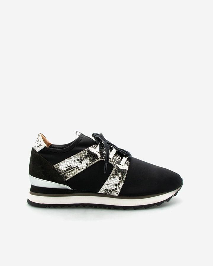 Sneaker Xan sport chic noir