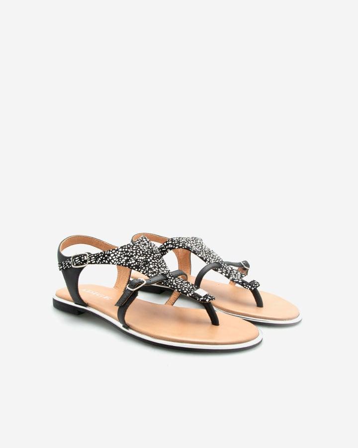 Sandales haut de gamme femme