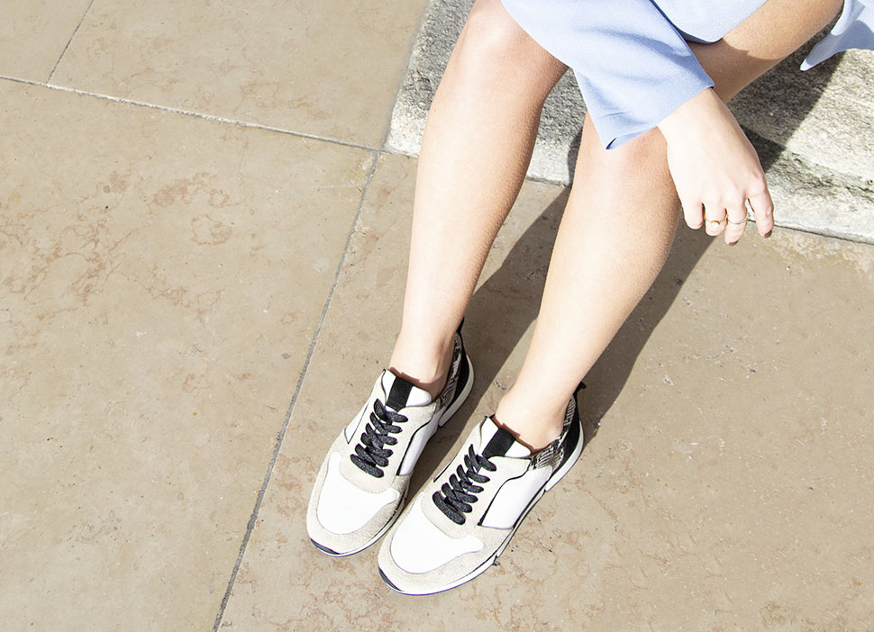 Entretien Chaussures Adige Femme