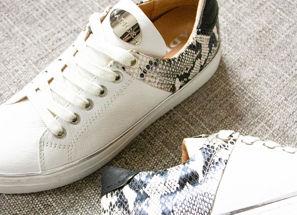 Entretien chaussures cuir femme