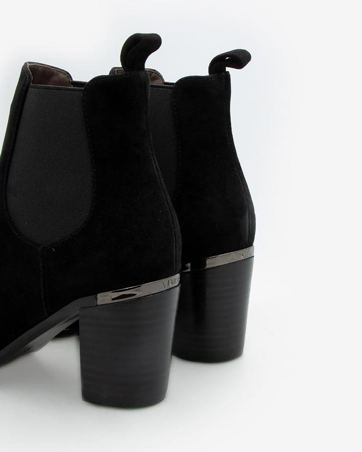 chelsea boots femme noir Fanny