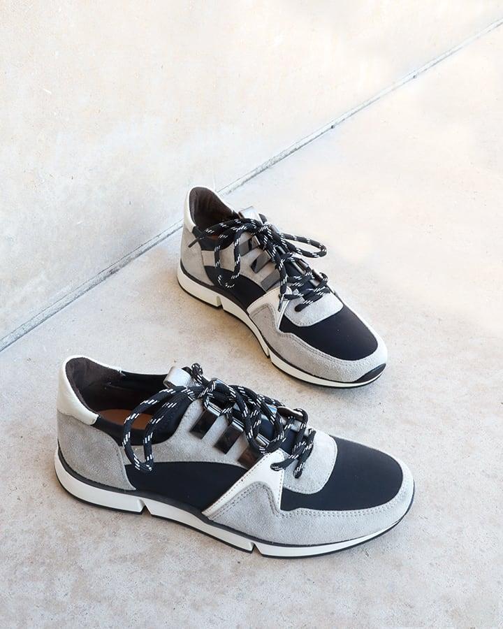 sneakers femme cuir tendance